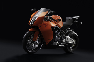 KTM 1190 RC8 Wallpaper for Android, iPhone and iPad