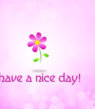Have a Nice Day Wallpaper for HTC Titan