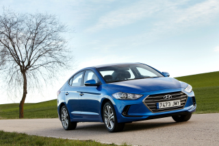 Hyundai Elantra Picture for Android, iPhone and iPad