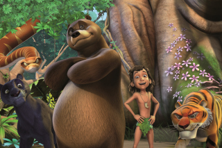 The Jungle Book - Fondos de pantalla gratis