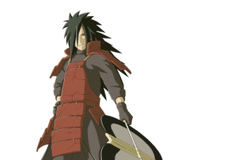 Madara Uchiha Background for Android, iPhone and iPad