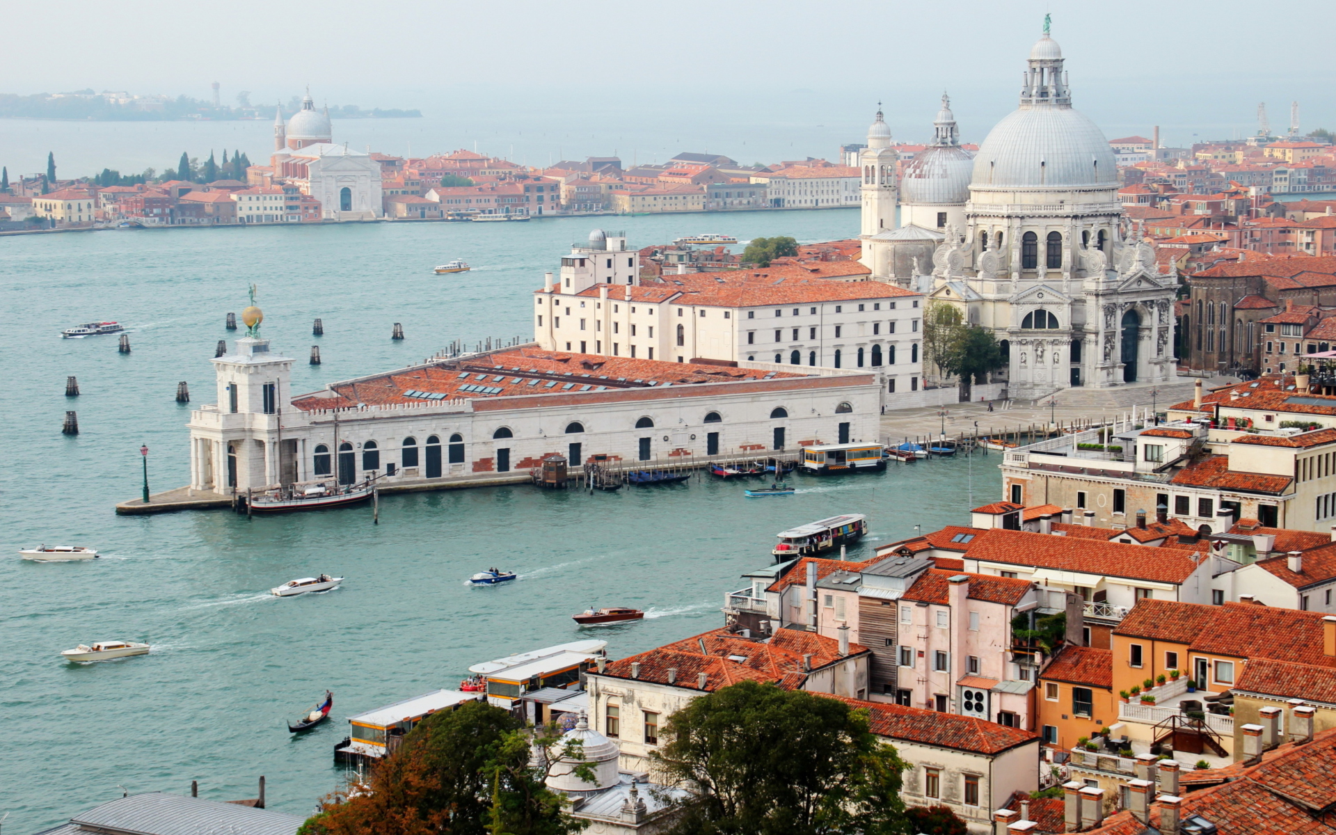 Venice Italy para Widescreen Desktop PC 1920x1080 Full HD