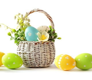 Free Easter Basket Picture for 208x208