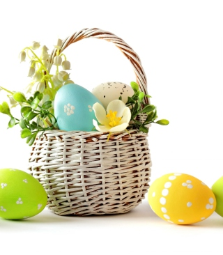 Easter Basket Picture for Nokia 5800 XpressMusic