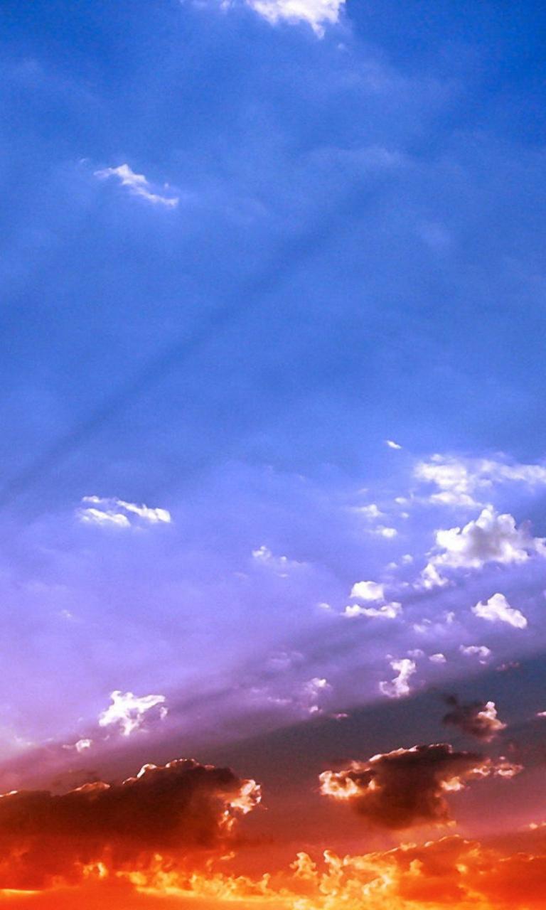 Картинки на телефон небо