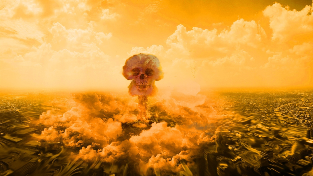 Nuclear War Explosion