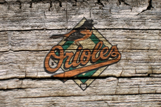 Baltimore Orioles Baseball Team from Baltimore, Maryland - Obrázkek zdarma pro 320x240