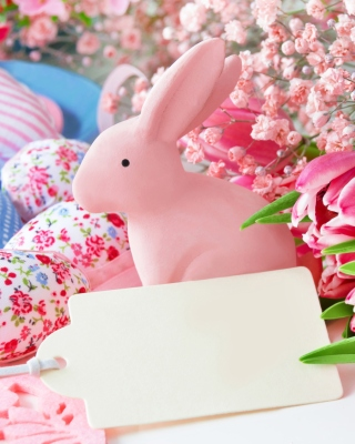 Free Pastel Easter Decoration Picture for 176x220