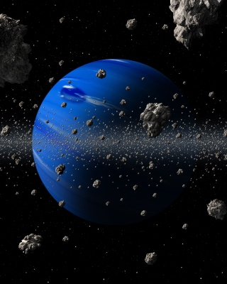 Blue Planet Wallpaper for HTC Titan