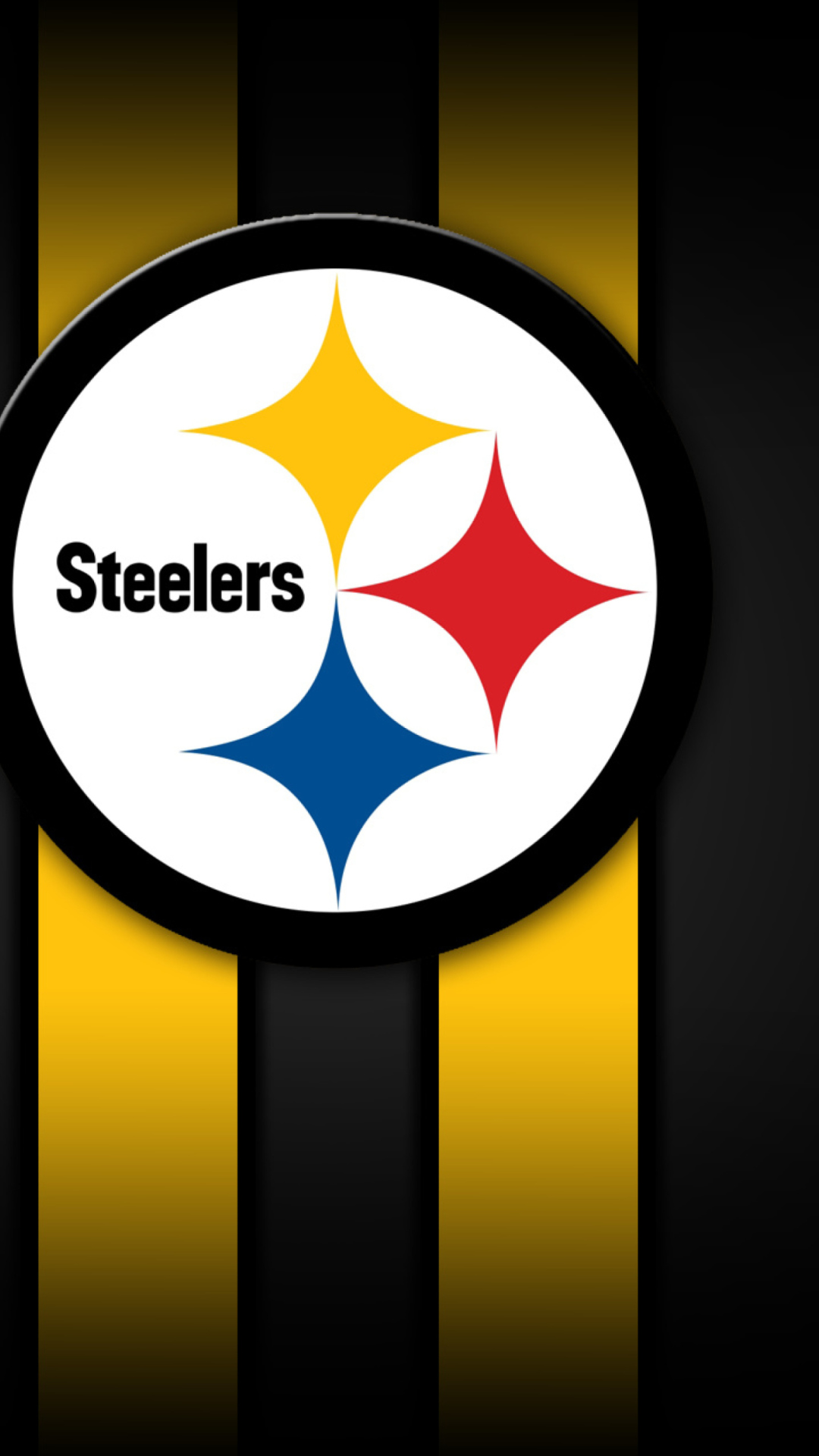 Screenshot №1 pro téma Pittsburgh Steelers 1080x1920