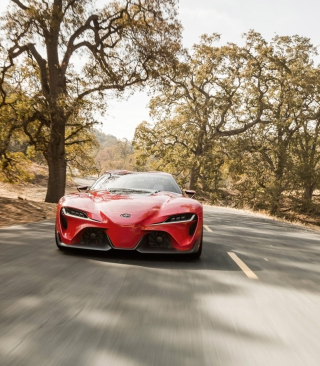 2014 Toyota Ft 1 Concept Picture for Nokia C6