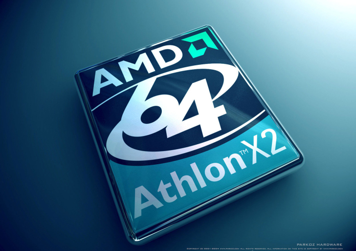 Sfondi AMD Athlon 64 X2