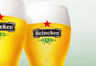 Heineken Beer Background for Android, iPhone and iPad