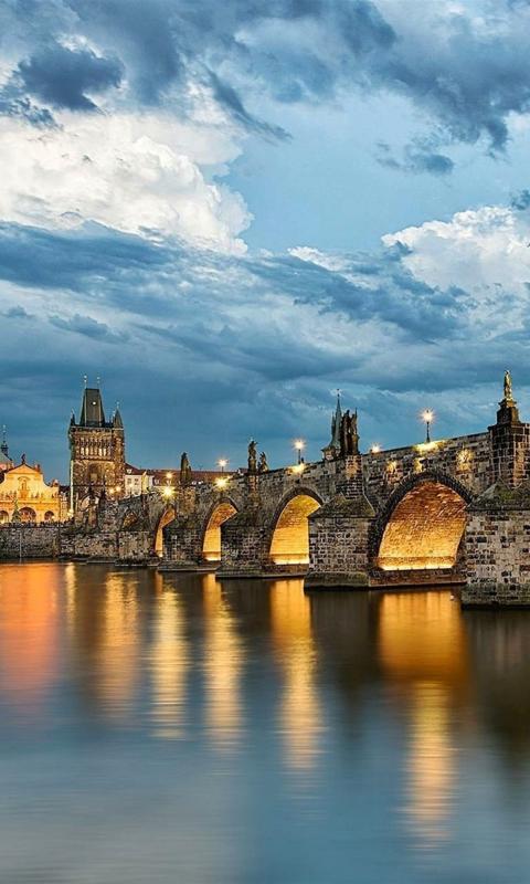 Charles Bridge - Czech Republic per Nokia Lumia 800