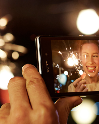 Free Sony Xperia Z1 Picture for 240x320