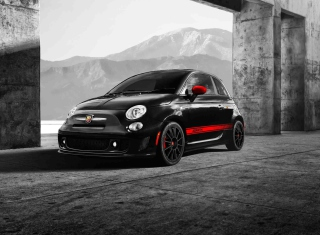 Fiat Abarth Wallpaper for Android, iPhone and iPad