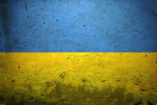 Ukraine Flag Background for Android, iPhone and iPad
