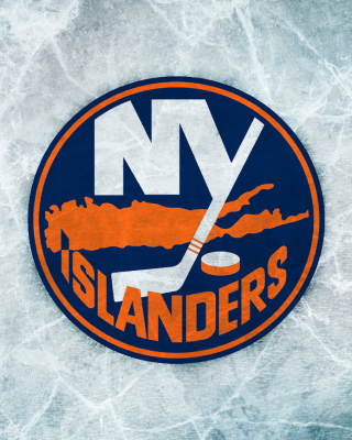 New York Islanders papel de parede para celular para iPhone 4