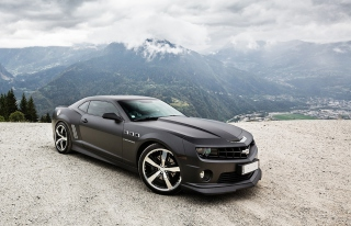 Chevrolet Camaro Ss Background for Android, iPhone and iPad