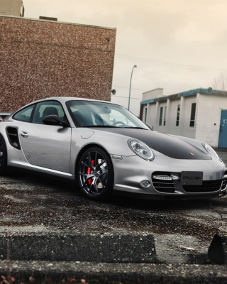 Porsche Tuning sfondi gratuiti per iPhone 6 Plus