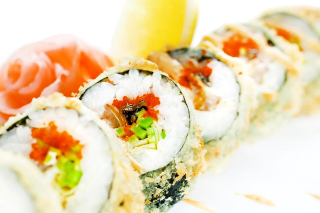 Free Sushi Picture for Android, iPhone and iPad