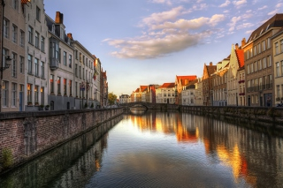 Belgium, Bruges, West Flanders Wallpaper for Android, iPhone and iPad