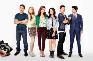 Happyland MTV TV Series sfondi gratuiti per cellulari Android, iPhone, iPad e desktop
