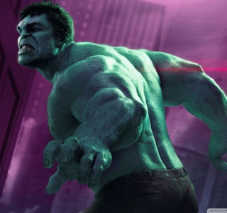 Hulk - The Avengers 2012 Picture for 208x208