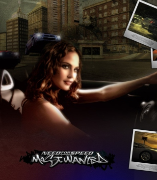 Need for Speed Most Wanted - Fondos de pantalla gratis para Nokia X3-02