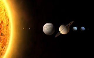 Planets And Space sfondi gratuiti per cellulari Android, iPhone, iPad e desktop