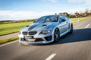 2015 BMW M6 Hurricane E63 G Power sfondi gratuiti per cellulari Android, iPhone, iPad e desktop