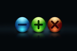 Math Formulas Background for Nokia XL