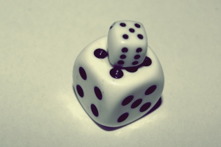 Free Dice Picture for Android, iPhone and iPad