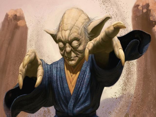 Master Yoda for Sony Ericsson XPERIA X8