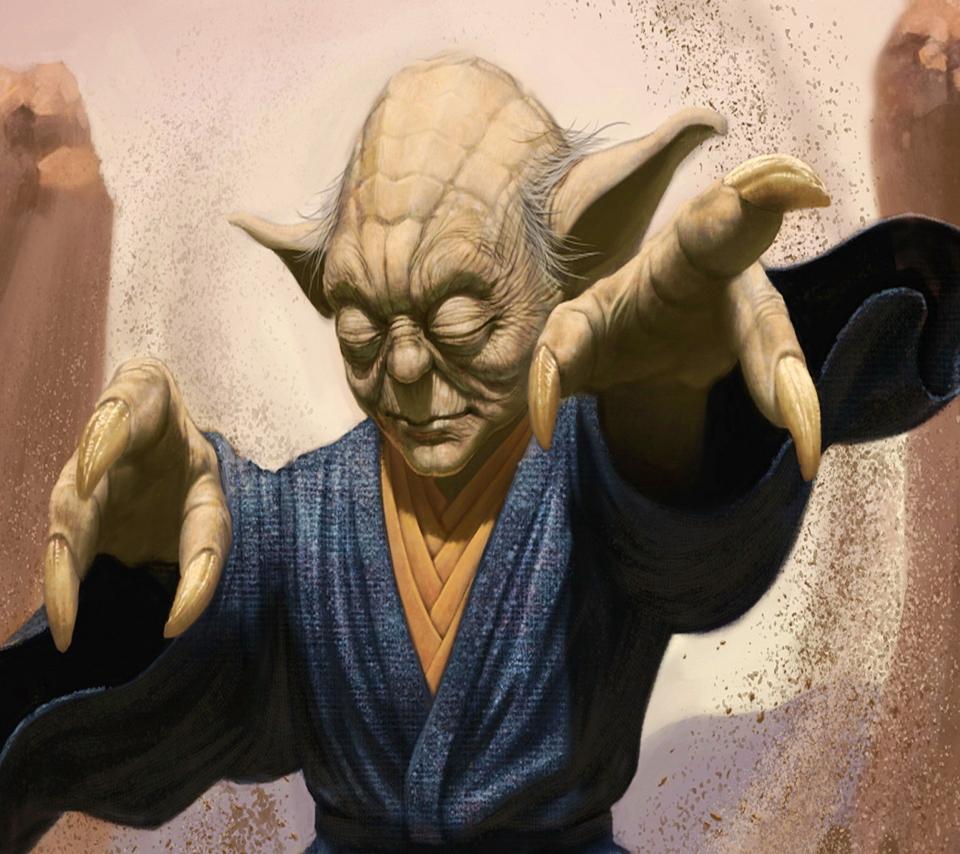 Master Yoda para Sony Ericsson XPERIA Neo V