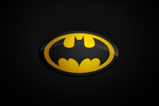 Batman Logo Background for Android, iPhone and iPad
