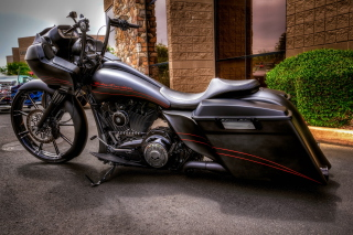 Harley Davidson Background for Android, iPhone and iPad