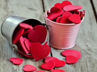 Hearts for Nokia Asha 200