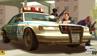 Gta Game Background for Android, iPhone and iPad