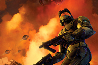 Halo 3 Game Background for Android, iPhone and iPad