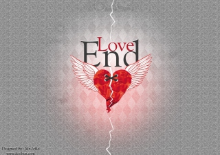 End Love Wallpaper for Android, iPhone and iPad