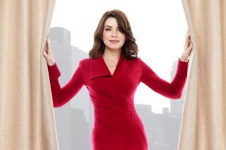 Julianna Margulies in TV The Good Wife Background for Android, iPhone and iPad