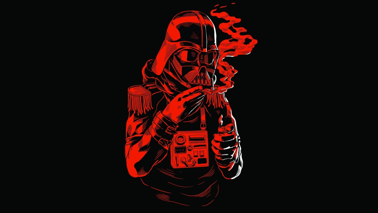 Star Wars Smoking wallpaper 1280x720