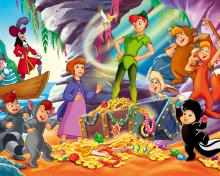 Peter Pan para 220x176