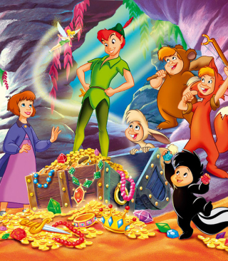 Peter Pan Picture for Nokia Asha 311