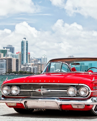 Free Chevrolet Impala Picture for HTC Titan