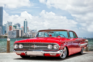 Chevrolet Impala Wallpaper for Android, iPhone and iPad