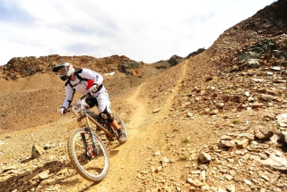 Mountain Biker sfondi gratuiti per cellulari Android, iPhone, iPad e desktop