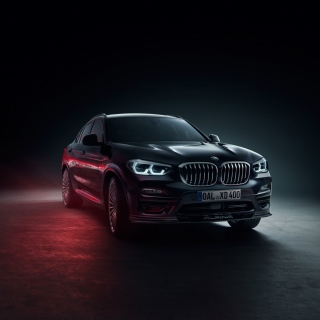 BMW Alpina XD4 Wallpaper for iPad mini