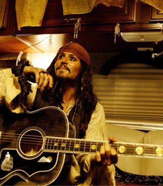 Johnny Depp Picture for Nokia C6